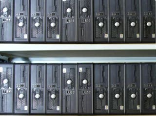 Lote 10 Ordenadores Dell Pequeños Oficina