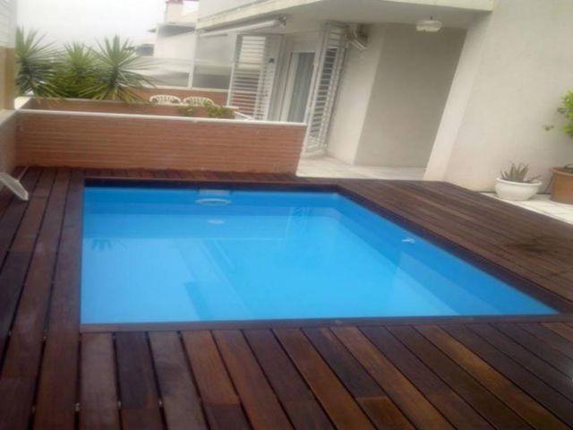 Mini piscina elevada Cristina