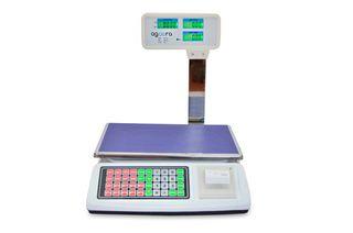 Bascula Comercial 50kg/2g Con Ticket