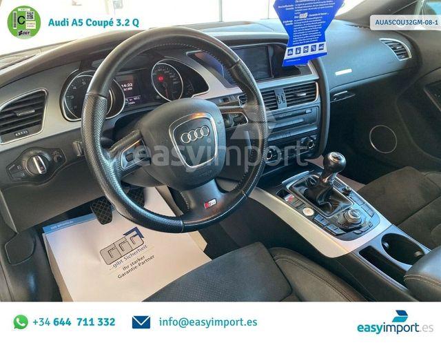 Audi A5 Coupé 3.2 Quattro S-Line
