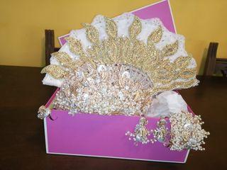 corona novia gitana ajuntamiento