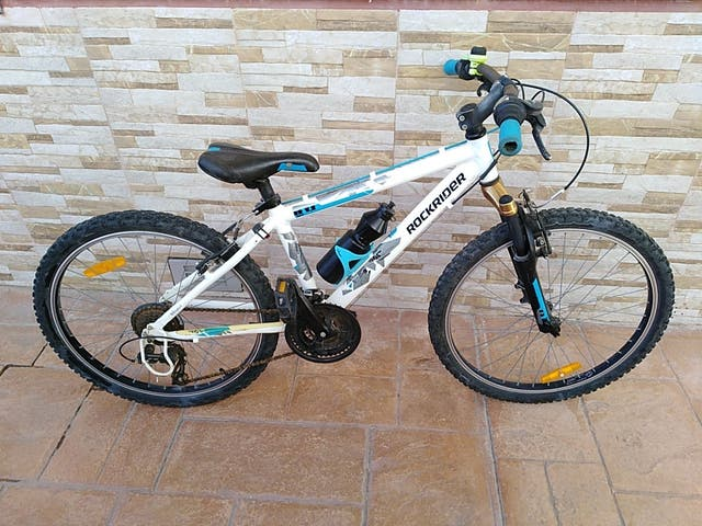 bicicleta junior niño