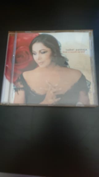 CD Isabel Pantoja (Donde el corazón me lleve)