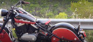 Kawasaki Drifter VN800 C1 / Indian Tribute