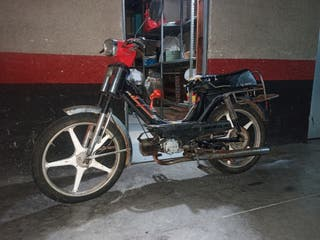 ciclomotor gac antiguo