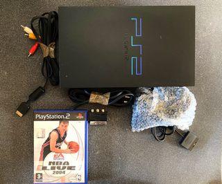 Playstation 2 Fat Completa