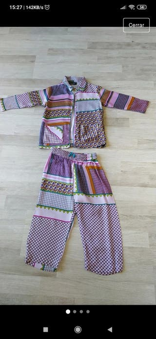 pijama Zara niñ@s