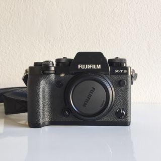 Cámara Fujifilm XT3 cuerpo xt-3