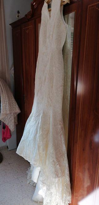 traje de boda