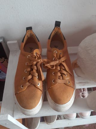 zapatos Stradivarius talla 38