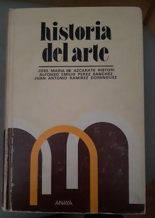 HOY 15€. Libro Historia del Arte