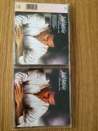 Vendo CD Julio Iglesias Un hombre solo