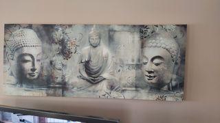 Cuadro Buda, grande