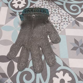 guantes carnicero