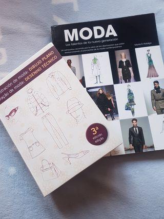 libros de moda e ilustración