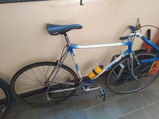 Orbea Zafiro bicicleta de carretera vintage