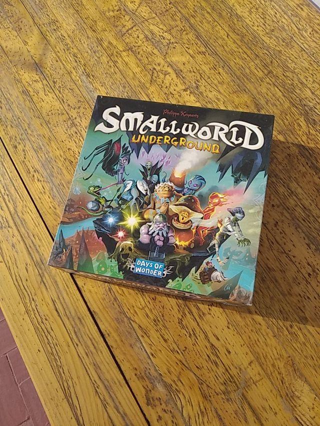 juego de mesa Smallworld