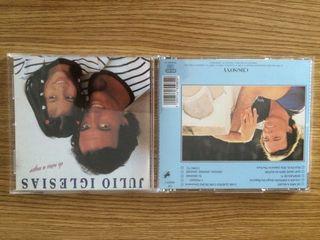 Vendo CD Julio Iglesias de niña a mujer
