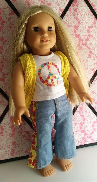 Muñeca americana Julie Albright de American Girl