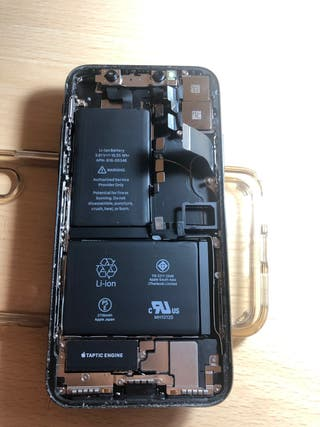 Piezas iPhone X