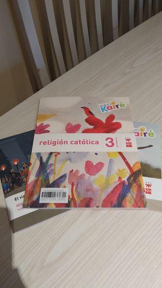 religion catolica 3 primaria SM PPC