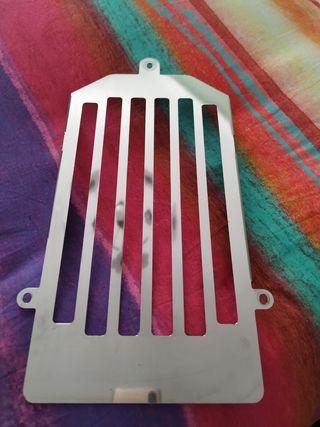 REJILLA / embellecedor cromado radiador Kawasaki