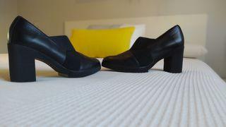 Zapatos abotinados Wonders