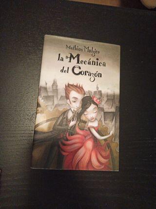 Libro: La mecánica del corazón