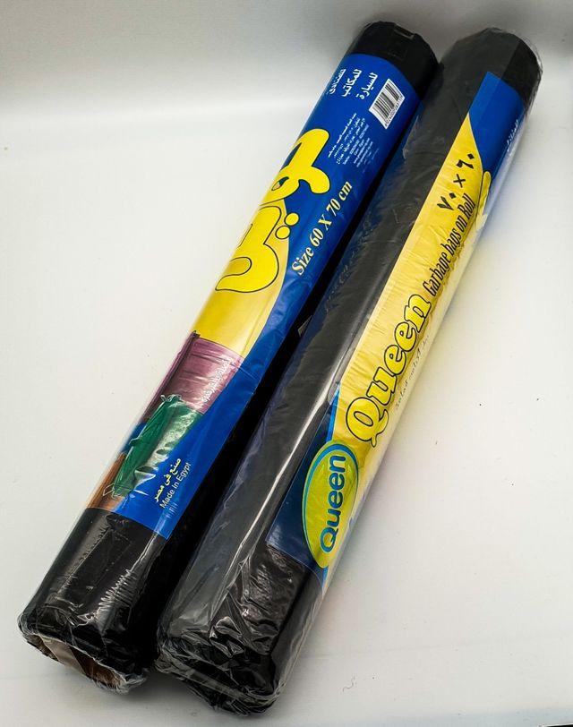 Rubbish Bin Bags roll of 20 × 2 roll