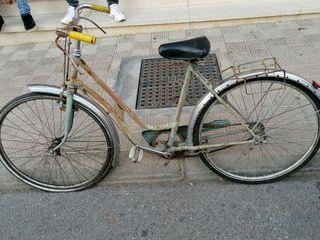 bicicleta bh gacela antigua
