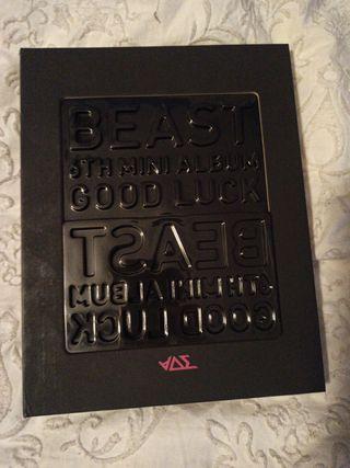 CD de Beast K-pop