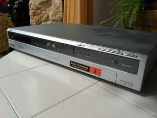 DVD Reproductor grabador