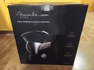 Robot de cocina mambo black 6090 a estrenar