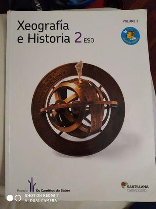 xeografia e historia 2eso