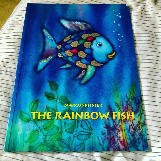 The Rainbow Fish Children's Story Book