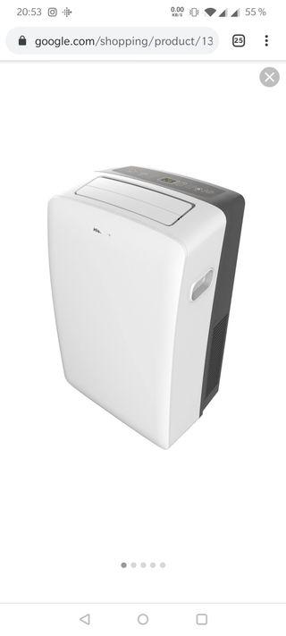 Aire acondicionado portátil Hisense APC09