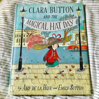 Clara Button And The Magical Hat Day Book