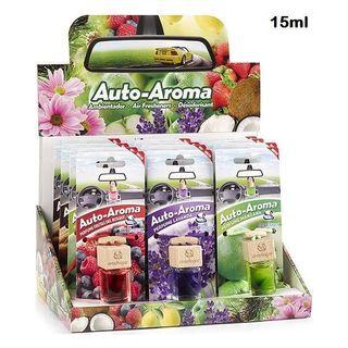 Ambientador ama hogar botella auto-aroma
