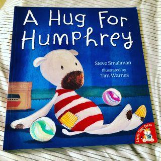 A Hug For Humphrey New Children's Book