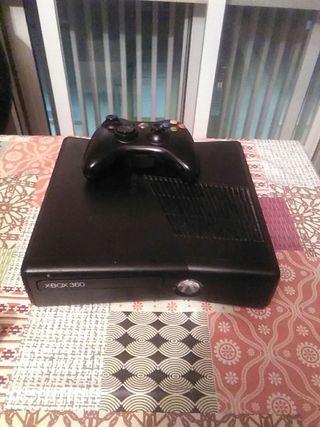 Xbox 360 y juegos 60 €