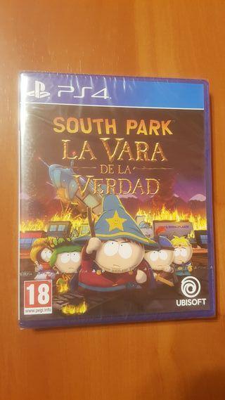 SOUTH PARK LA VARA DE LA VERDAD PS4 (PRECINTADO)