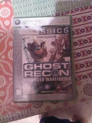 Cost récord advanced Warfare Xbox 360