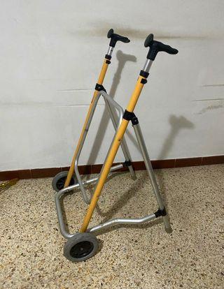 Andador Ortopédico personas mayores