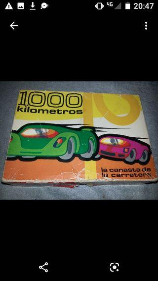 juego 1000km