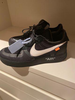 Af1 off white x Nike