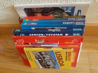 Libros de guías de viaje