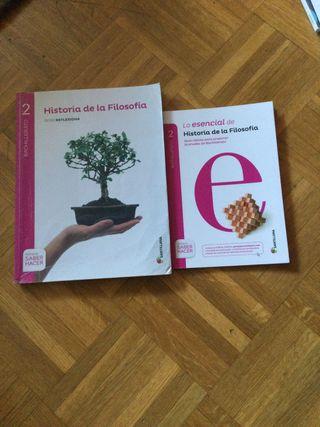 Historia de la Filosofía 2 Bachiller
