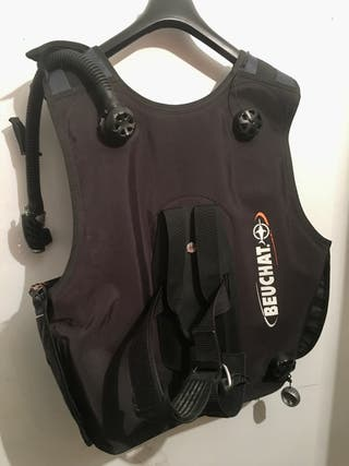 Jacket chaleco buceo BEUCHAT