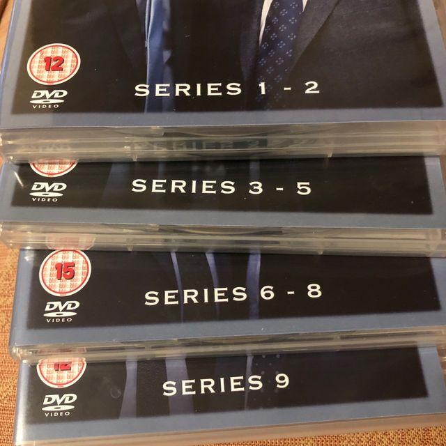 Lewis Complete DVD Series 1-9
