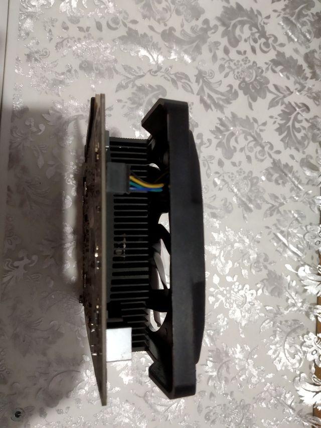 XFX RADEON RX550 4GB